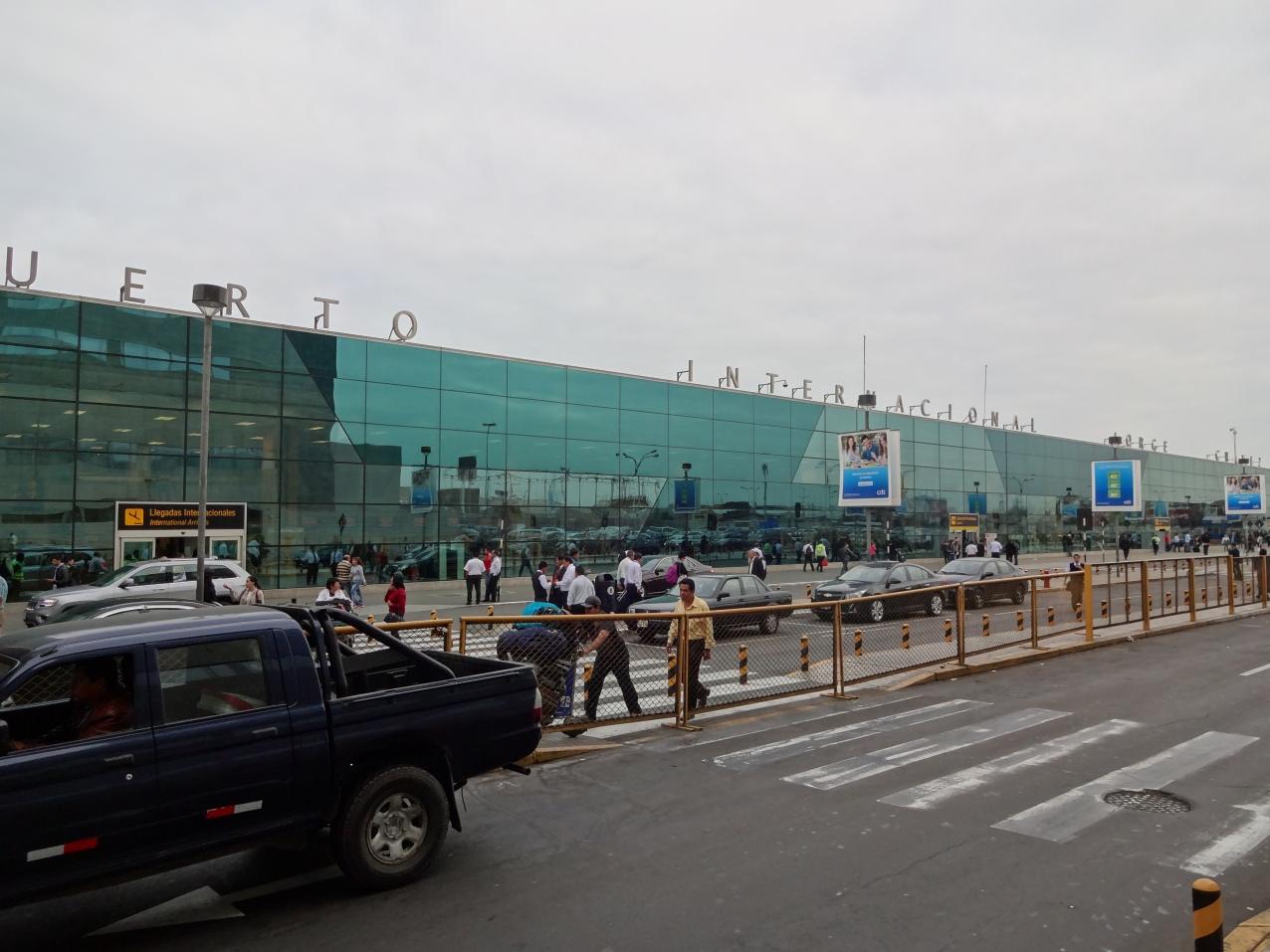 Aeroporto de Lima