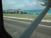 Decolando de St. Maarten