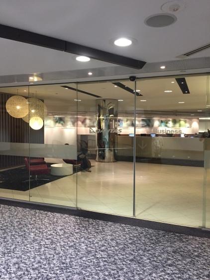 Lounge Qantas