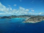 Aproximação em St. Maarten