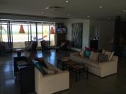 Lounge do W no aeroporto