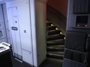 Escada pro andar superior