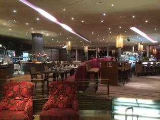 Lobby e Restaurante