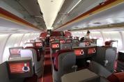 Classe Executiva do A330 da HK Airlines