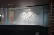 Lounge usado pela TAP