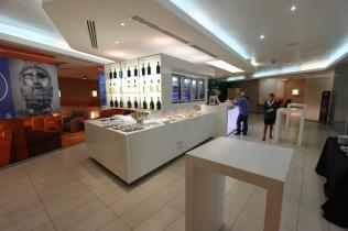 Buffet do Lounge